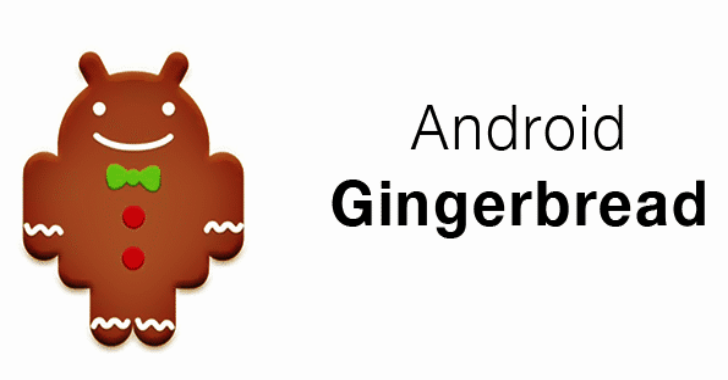 Android 2.3 'Gingerbread' Is Finally Dead