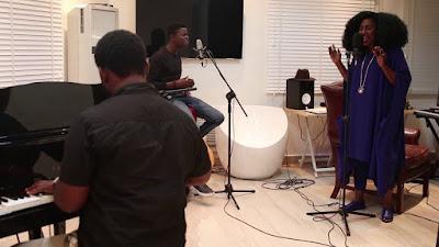 TY Bello, George and  Folabi Nuel Spontaneous Worship