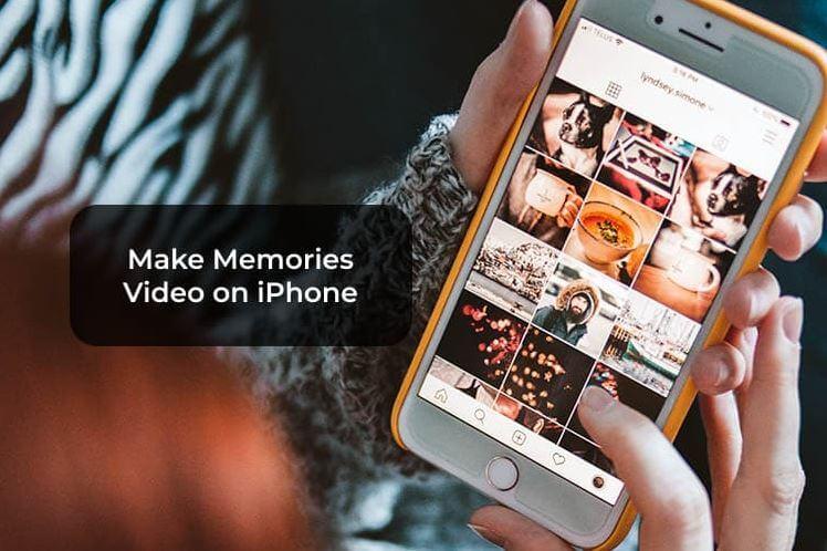 اصنع, فيديو, ذكريات, على, تطبيق, صور, أيفون