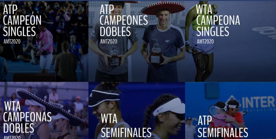 Abierto Mexicano de Tenis en Acapulco Mexico