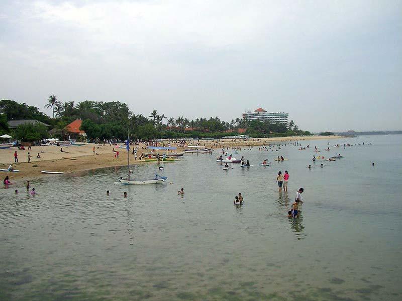 Harga Tiket Masuk Pantai Sindhu Bali