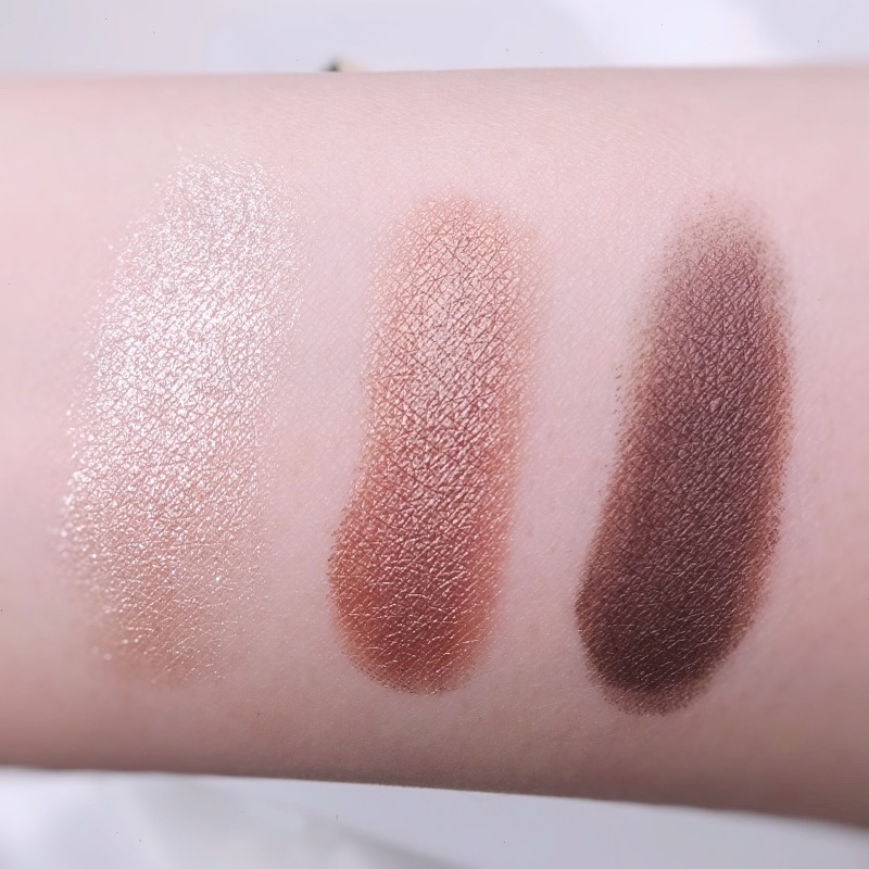 Bobbi Brown Luxe Eyeshadow review swatches