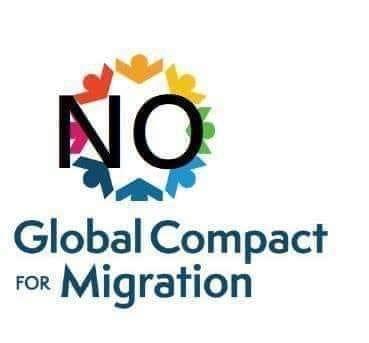 Risultati immagini per no global compact