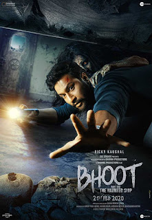 Bhoot Part One The Haunted Ship (2020) Movie Download 720p 480p HDCAMRip || 7starhd