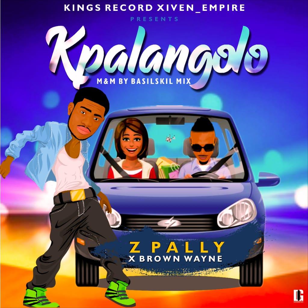 Z Pally ft. Brown Wayne - Kpanlangolo