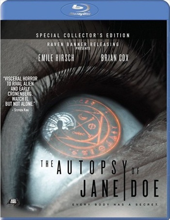 The Autopsy of Jane Doe 2016 English Bluray Movie Download