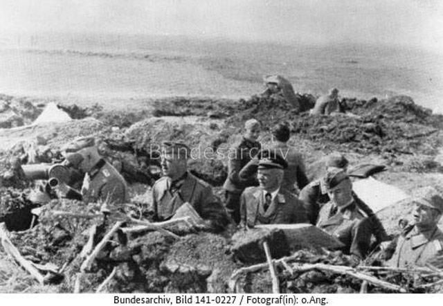 Manstein in Crimea, 13 May 1942 worldwartwo.filminspector.com