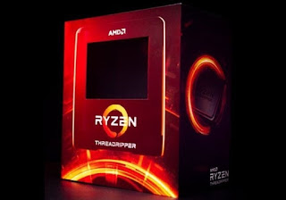 Processor AMD Ryzen 7