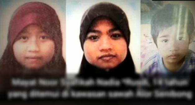 Kisah misteri 3 beradik ditemui mati, hukuman tidak setimpal terhadap suspek!