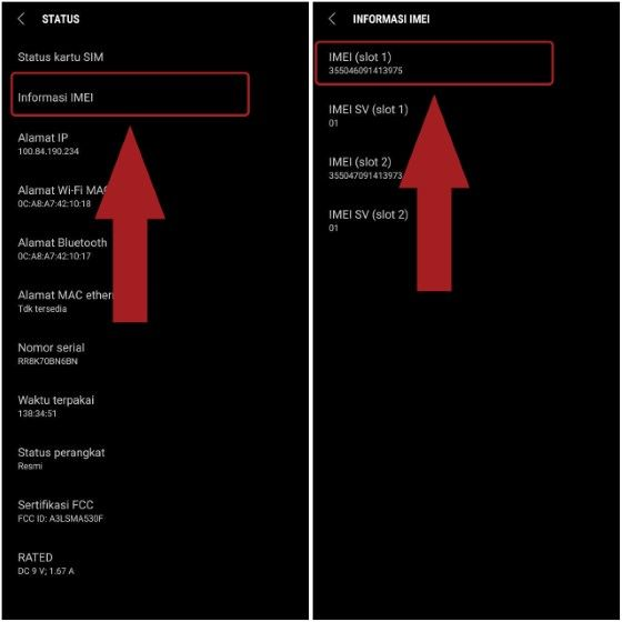 Cara Mudah Cek Keaslian HP Samsung