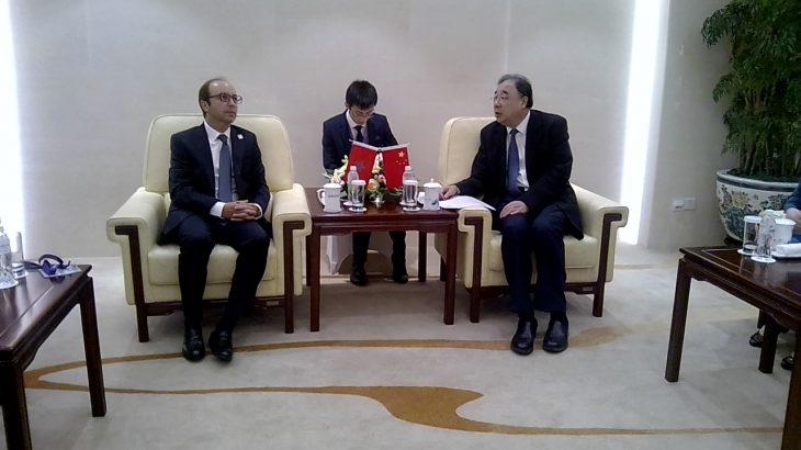 2e Forum Sino-arabe : Doukkali veut renforcer la coopération dans le domaine de la santé avec Pékin