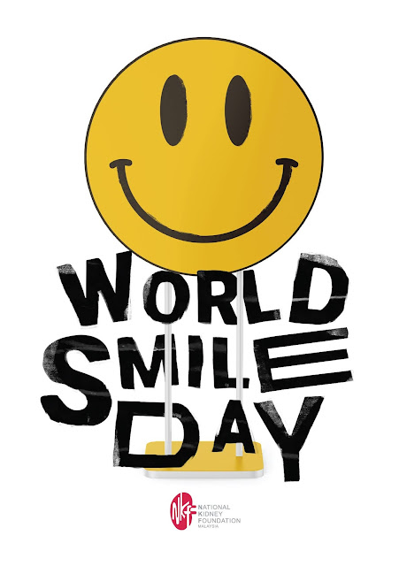 World Smile Day - Bring a few more smiles into the world!