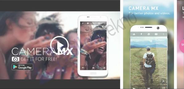 Download Aplikasi Video Bokeh Full HD Camera MX