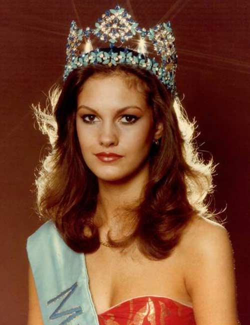 Miss World Of 1983 – Sarah-Jane Hutt