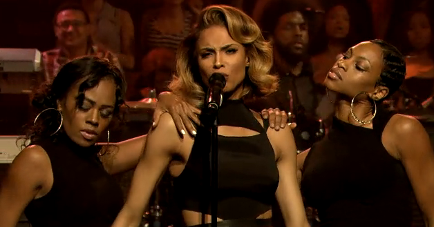 "Fab Glance: MUSIC & CELEB STYLE: Ciara Performs ""Body"