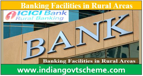 Banking Facilities in Rural Areas