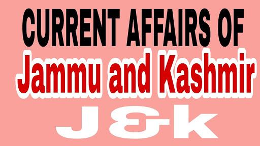 Current affairs ||| Jammu and Kashmir for Teacher | NT