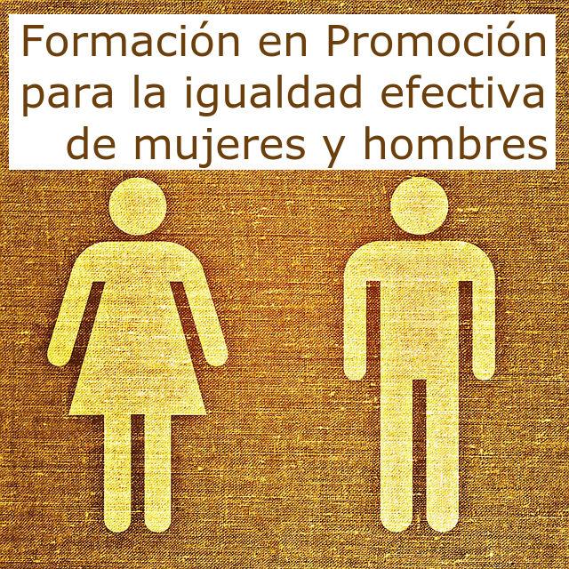 Curso presencial en Madrid para promotor/a de igualdad