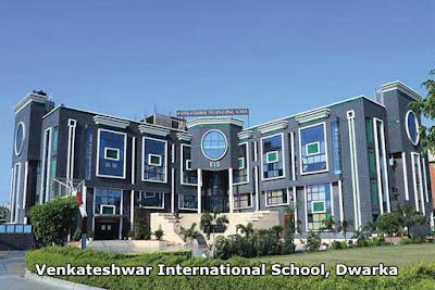 Venkateshwar International School, Dwarka