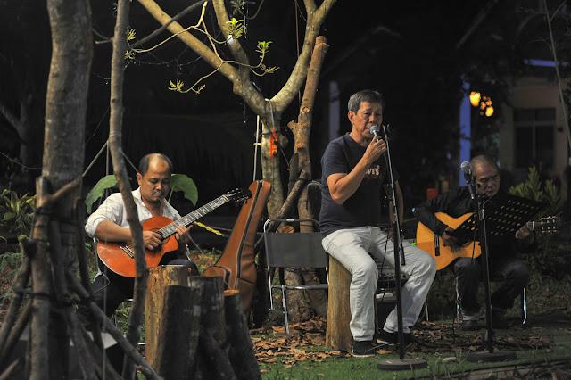 Giao lưu âm nhạc acoustic camping 7.3.2021