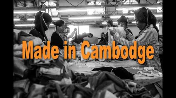 Documentaire qui n'est pas tout-à-fait récent mais qui rappelle les conditions difficiles des travailleuses du textile, remises sous les feux de l'actualité avec les récents rapports allumant H&M et GAP, deux acheteurs majeurs de la production cambodgienne, à qui on reproche de peu se soucier du sort des travailleurs des usines cambodgiennes qui les fournissent.
