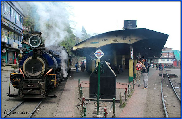 Darjeeling Heritage Toy Train