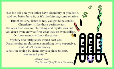 How Much Chemistry Do You Need In A Relationship