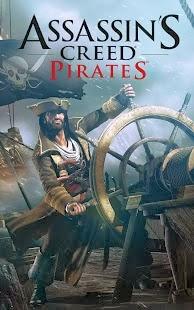 تحميل لعبة Assassin's Creed Pirates Full APK  لهواتف الاندرويد مجاناً