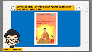 download ebook pdf  buku digital pendidikan agama buddha kelas 5 sd