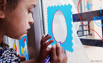 Color Pep's de Maped dessins sur fenêtres