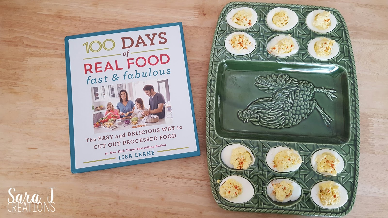 100 Days of Real Food Fast & Fabulous review and giveaway. So many great and fast recipes for breakfast, lunch, dinner and snacks all made with real food and nothing processed.