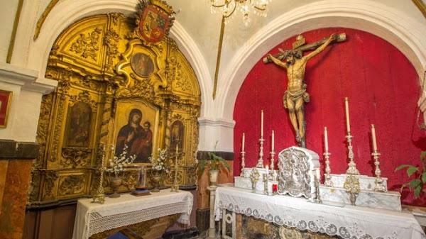 La historia del Altar del Pópulo de Cádiz