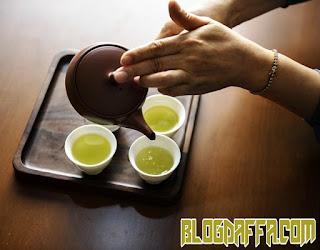 aneka manfaat green tea atau teh hijau bagi kesehatan