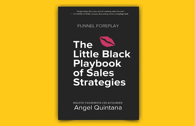 Funnel Foreplay: The Little Black Playbook of Sales Strategies PDF