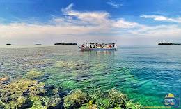 wisata pulau harapan di kepulauan seribu utara