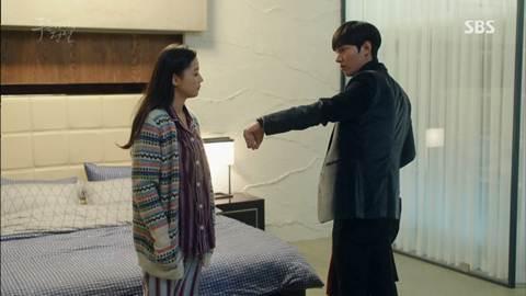 Screenshot Cheong Yi Angry To Joon Jea The Legend Of The Blu Sea (2016)  1080p Episode 10 - www.uchiha-uzuma.com
