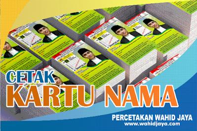 cetak kartu nama terdekat