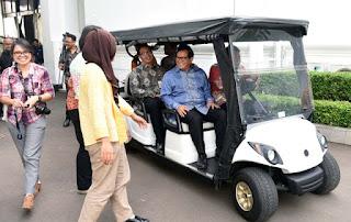 Seskab Pramono Anung: Presiden Jokowi Inginkan Timnas Indonesia Menang