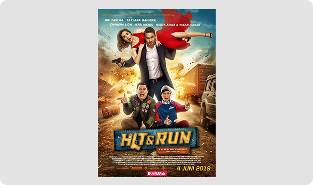 Download Film Hit & Run (2019) Full Movie
