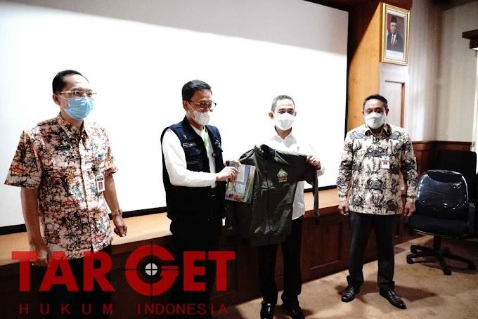 Terima Audensi dengan Kementerian Pertanian, Bupati Pati Paparkan Potensi Pertanian di Kabupaten Pati