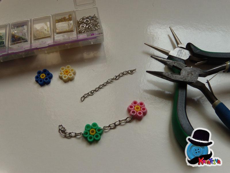 montaggio braccialetto