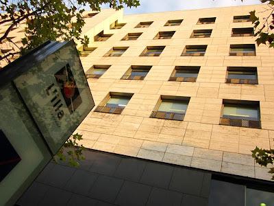 Illa Diagonal shopping center in Barcelona