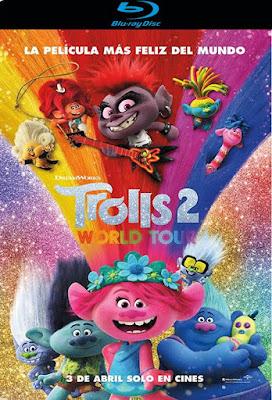 Trolls World Tour 2020 BD25 Latino