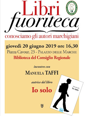 Manuela Taffi Autrice Io Solo autori Marchigiani