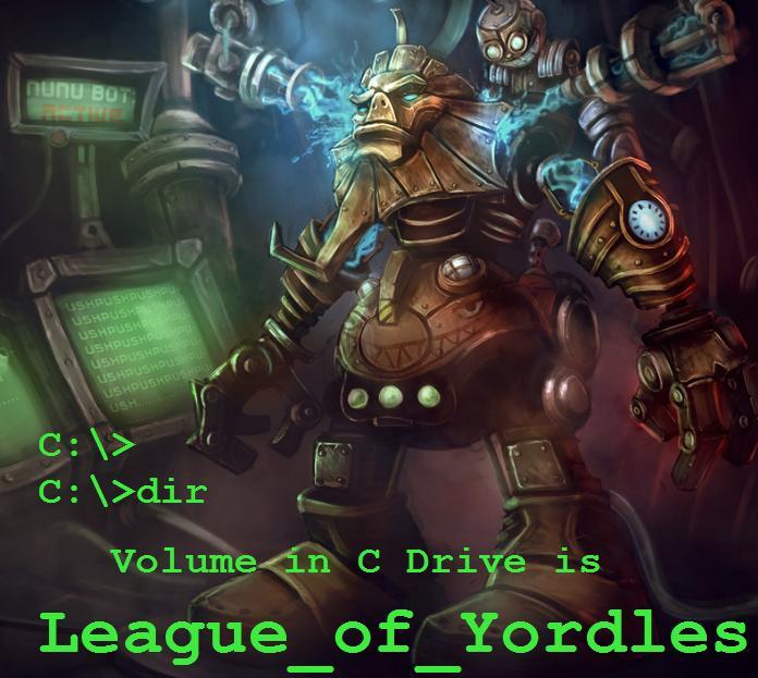 League of Yordles: 2011
