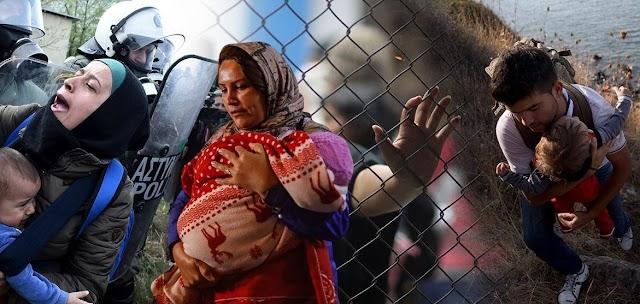 «Σφραγίστε τον Εβρο»: 120.000 πρόσφυγες φθάνουν στα σύνορα /Με... λεωφορεία οι πρόσφυγες στις Καστανιές