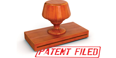 Patent Filed Stamp Concept