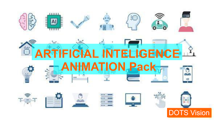 ARTIFICIAL INTELIGENCE ANIMATION PACK - DOWNLOAD FREE