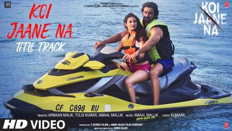 Koi Jaane Na Lyrics in Hindi