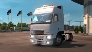 Volvo FH12 truck mod 1.6 by Taina95